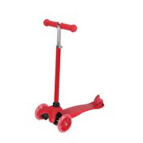 CODE RED Rugged Racers Deluxe Mini Scooter - Red