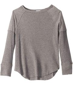 Splendid Littles Thermal Long Sleeve Top (Big Kids