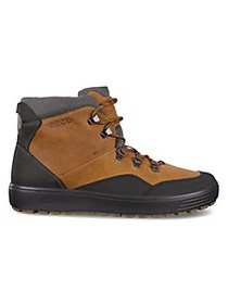 Ecco Soft 7 Tred Terrain Waterproof Leather Boots