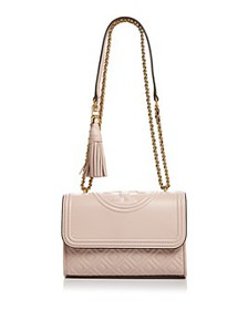 Tory Burch - Fleming Convertible Small Leather Sho