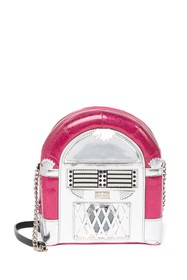 Betsey Johnson Jukebox Kitsch Crossbody Bag