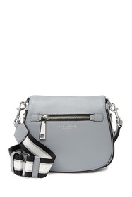 Marc Jacobs Small Nomad Gotham Leather Crossbody B