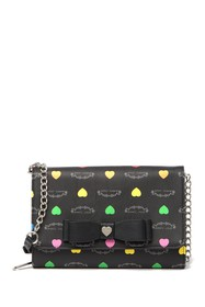 Betsey Johnson Printed Crossbody Bag