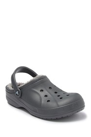 Crocs Winter Faux Fur Lined Clog