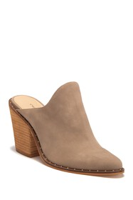 Chinese Laundry Kingston Studded Suede Mule