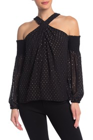 Ramy Brook Ridley Off The Shoulder Top