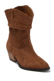 Charles By Charles David Zulu Suede Western Boot