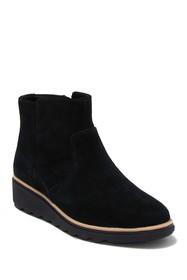 Clarks Sharon Swing Wedge Bootie