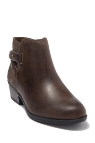 Clarks Addiy Gladys Leather Ankle Boot
