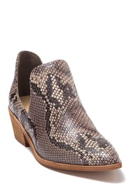 Chinese Laundry Focus Snake Embossed Bootie