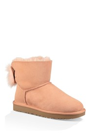 UGG Fluff Bow Boot