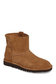UGG Classic Unlined Leather Bootie