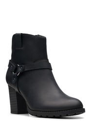 Clarks Verona Rock Block Heel Boot