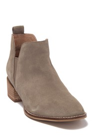 Seychelles Offstage Suede Ankle Bootie