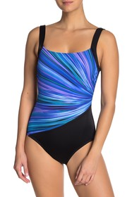 Reebok Radiant Energy One-Piece Swimsuit