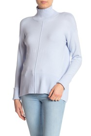 French Connection Baby Soft High Neck Seam Sweater