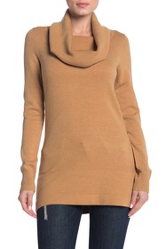 French Connection Soft Cowl Neck Tunic Sweater