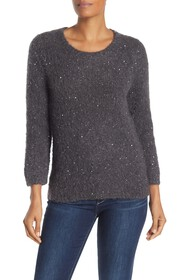 Tommy Bahama Sunstone Sequined Pullover Sweater