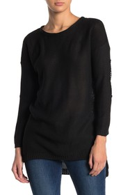 Papillon Extended Sleeve Sweater