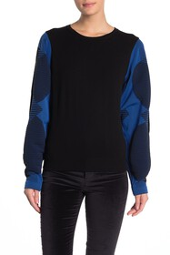 WOLFORD Trinity Knit Pullover Sweater