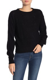 THE CASHMERE PROJECT Balloon Sleeve Cashmere Pullo