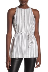 Theory Perfect Tie Top