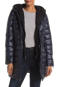 French Connection Softshell Dickey Insert Puffer J
