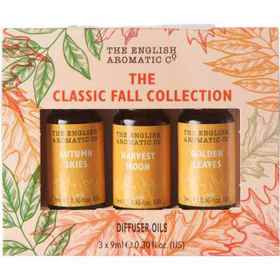 Tisserand Fall Diffuser Essential Oil Collection -