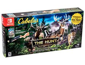 Cabela's The Hunt Championship Edition Hunting Gam