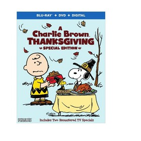 A Charlie Brown Thanksgiving: Special Edition (Blu