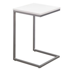 Senica C Table White - Buylateral