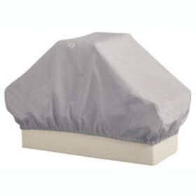 Overton's Back-To-Back Boat Seat Cover - Gray Impe