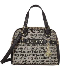 Juicy Couture Sweet Surrender Dome Satchel