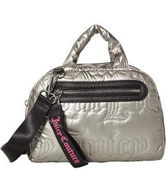 Juicy Couture Gothic Quiltingmini Satchel