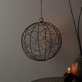 Crate Barrel Shadow Pendant