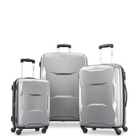 Samsonite Pivot 3 Piece Set in the color Brushed S