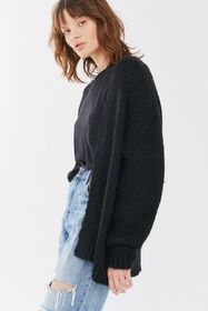 UO Airy Knit Cocoon Cardigan