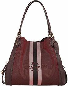 COACH Horse and Carriage Jacquard Edie 31 Shoulder