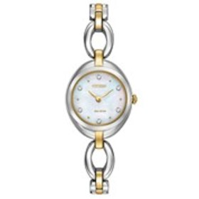 CITIZEN Citizen Eco-Drive Womens Crystal Mother of