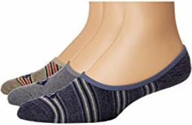Sperry 3-Pack Striper Cushioned Liners