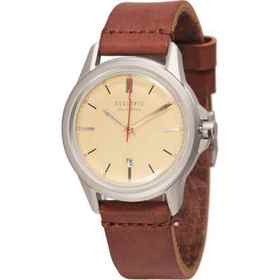 Electric Carroway Watch - Leather Strap (For Men)