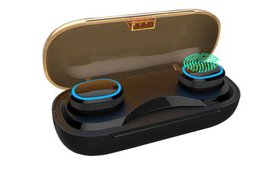 Wireless Earbuds for iPhone, TWS IPX7 Waterproof I
