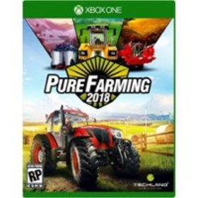 Pure Farming 2018 Day One Edition - Xbox One