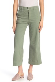 Joe's Jeans The High Rise Cropped Trousers