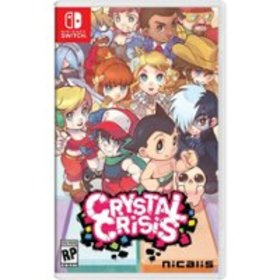 Crystal Crisis - Nintendo Switch