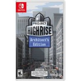 Project Highrise: Architect's Edition - Nintendo S