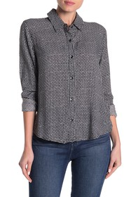 Splendid Button Front Shirt