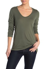 Splendid Long Sleeve T-Shirt