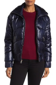 GUESS Quilted Puffer Jacket