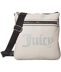 Juicy Couture Rhinestone Social Large Crossbody